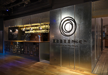 muse umekita wine bar & grill